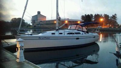 Catalina 350 Sea of Dreams