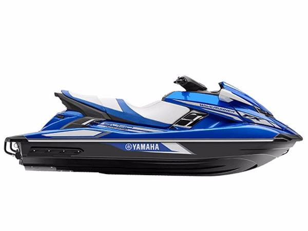Yamaha FX® Cruiser SVHO