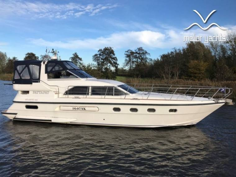 Atlantic Motor Yachts Atlantic 444