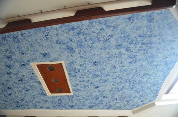 Painted Ceiling 2