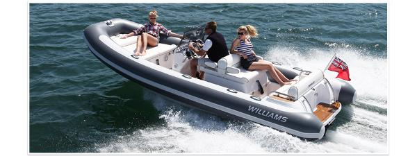Williams Jet Tenders Dieseljet 565
