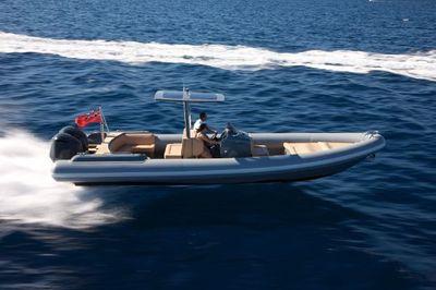 Hunton 1005 RIB Hunton Powerboats 1005 RIB Outboard