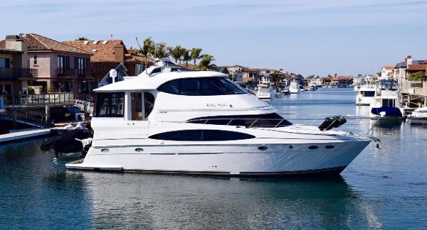 Carver 506 Motoryacht Profile