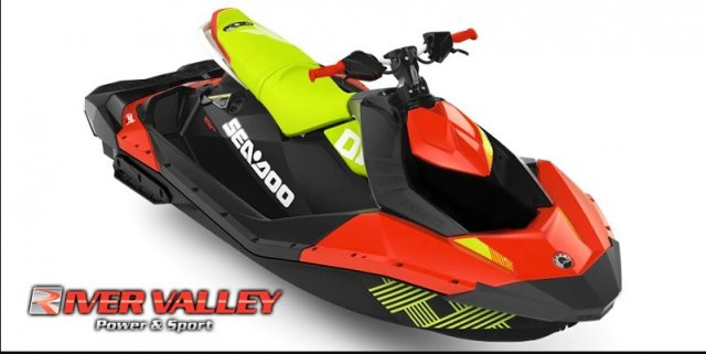 Sea-Doo SPARK 3 UP 900 HO TRIXX