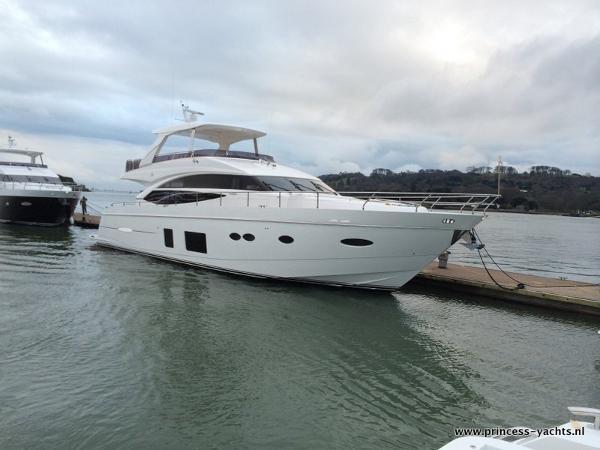 Princess 72 Motor Yacht 2014