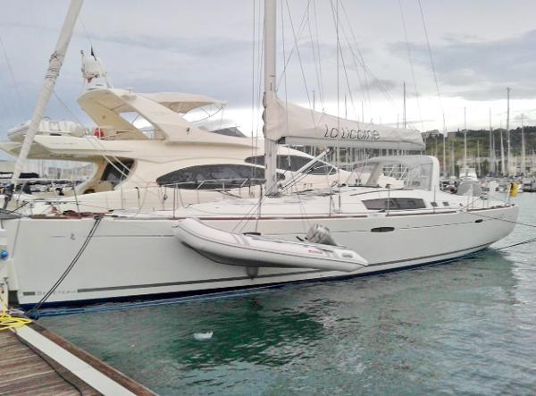 Beneteau Oceanis 43 Elegance 'La Licorne'