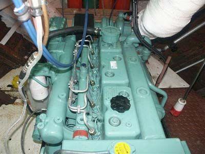 New main engine
