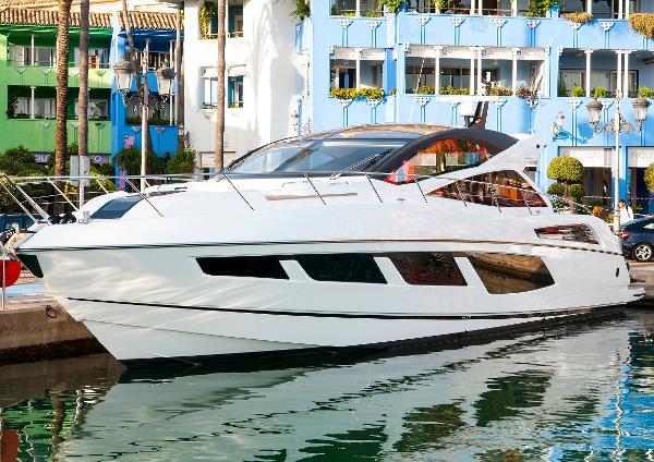Sunseeker Predator 68 Sunseeker 68 Sport Yacht