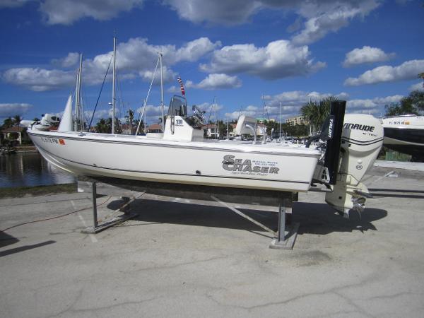 Sea Chaser 180 Flats