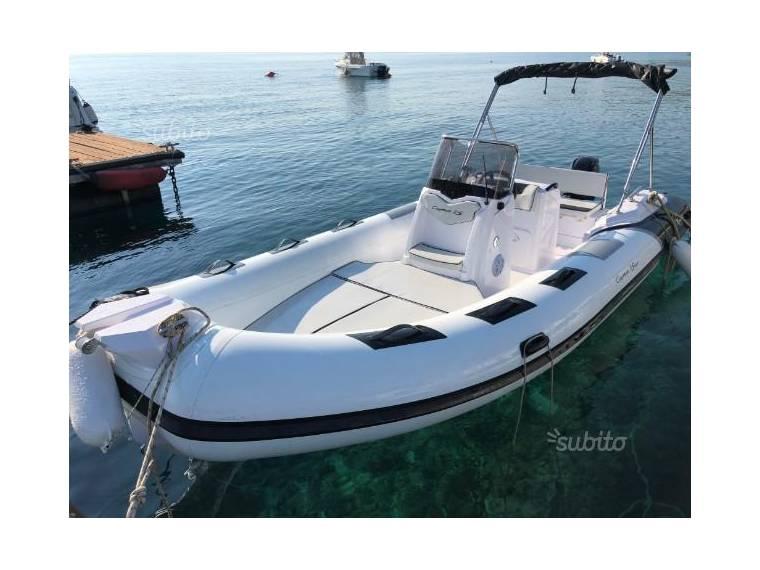 Gommone Ranieri Cayman 21 S