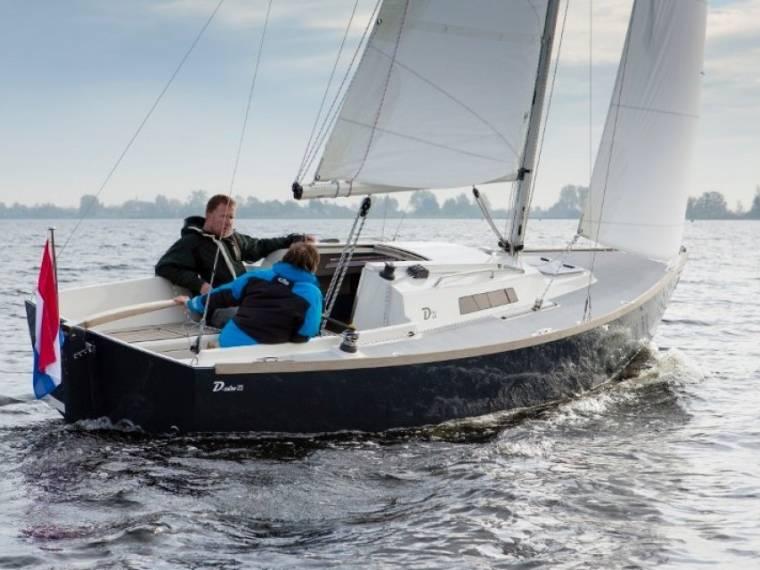 Damarin D-sailer 23 Direct leverbaar