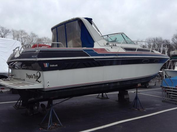 Wellcraft St Tropex Ex 3200 Starboard View