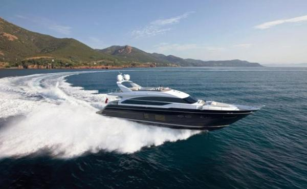 Princess Flybridge 82 Motor Yacht