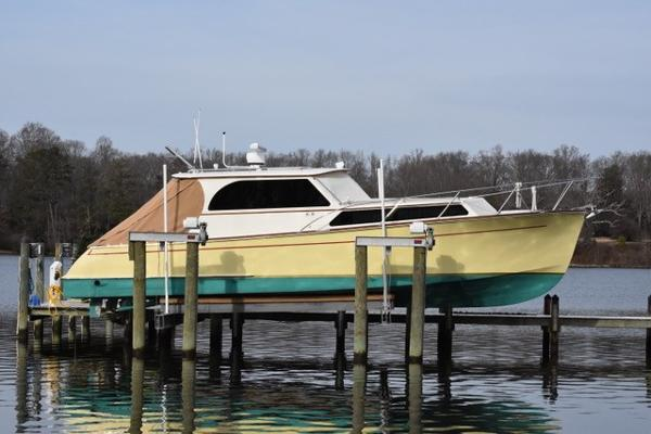 Marlow Prowler 375 Classic Starboard Profile