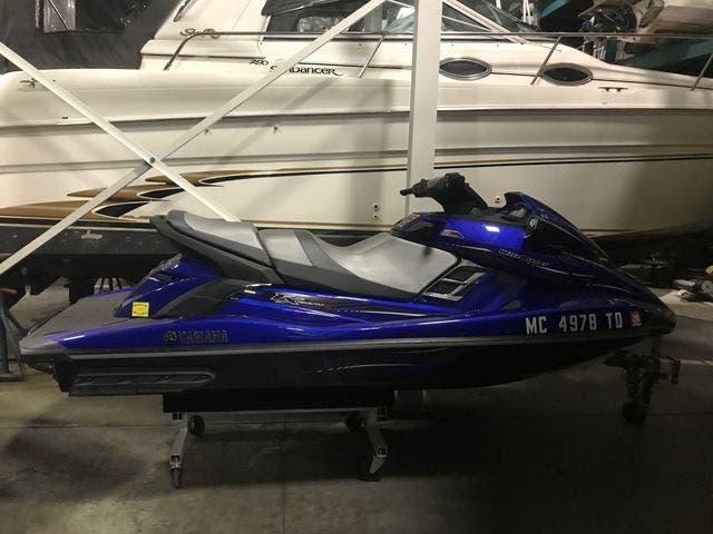 Yamaha Boats FZR FX-HO