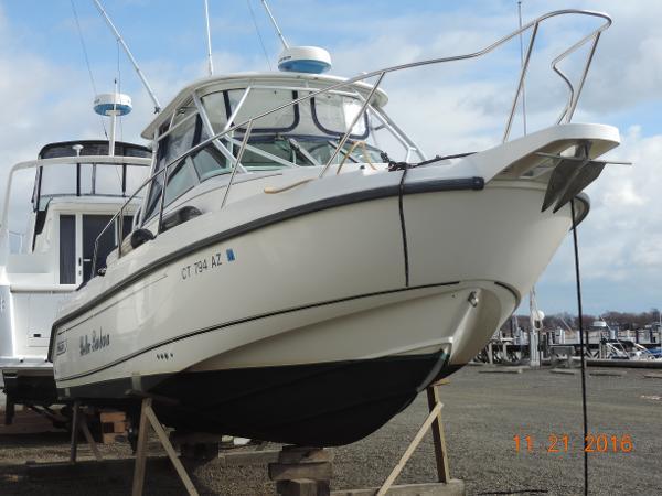 Boston Whaler 260 Conquest