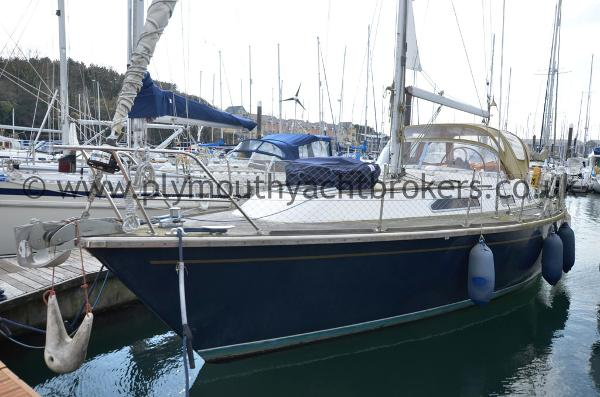 Westerly Oceanquest 35 Westerly Oceanquest 35