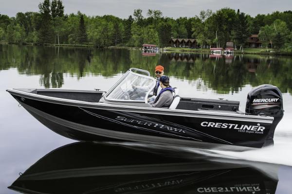Crestliner 1650 Super Hawk