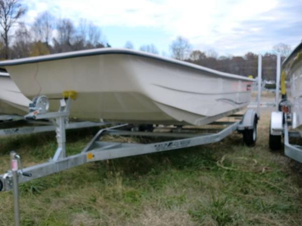 Carolina Skiff 2180 Kit Boat