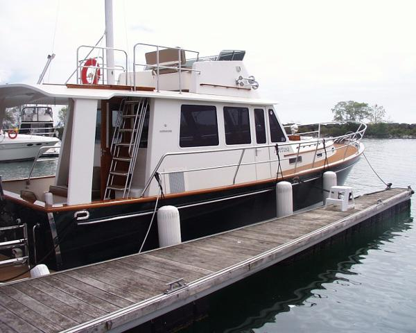 Bruckmann Custom 44 Flybridge