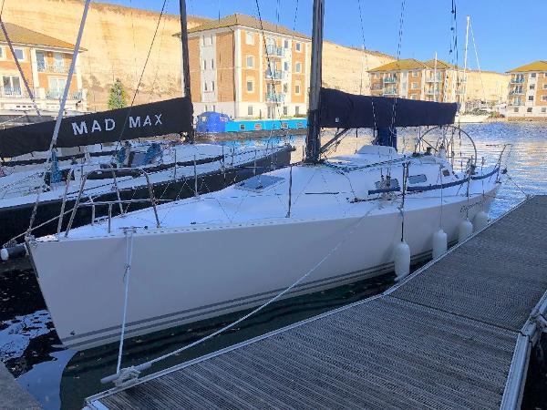 J Boats J/109 J/109 - DIAMOND JEM