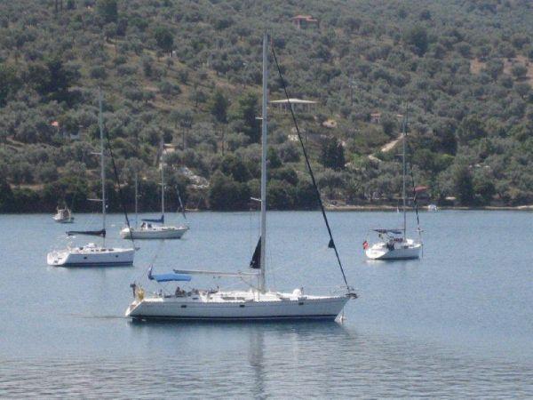 Jeanneau Sun Odyssey 45.2 Jeanneau Sun Odyssey 45.2 - Sailing Boat