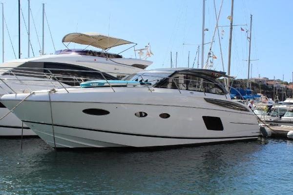 Princess V48 Open Used Princess V48 Open for sale in Menorca - Clearwater Marine