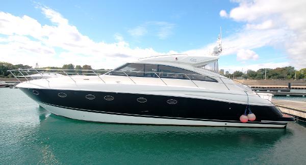 Princess V53 Port Profile
