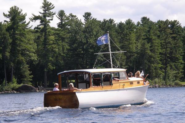 Elco 325 Cruisette