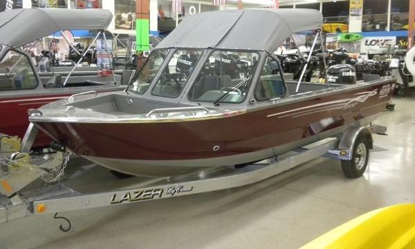 River Hawk 190SH SEA HAWK