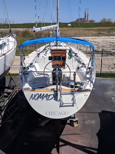 Pacific Seacraft Ericson 34-11