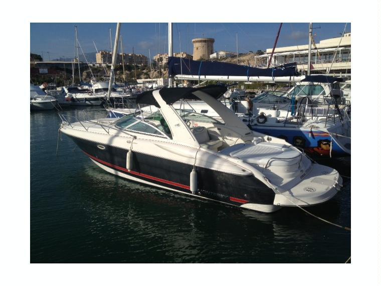Monterey Monterey 298 SC Super Sport
