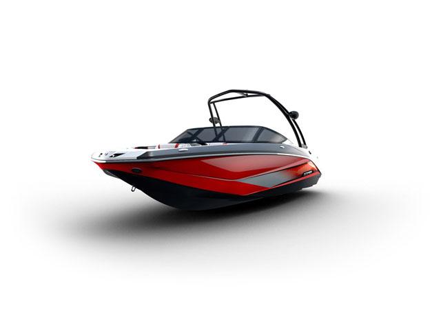 Scarab Jet Boat 215 HO Impulse