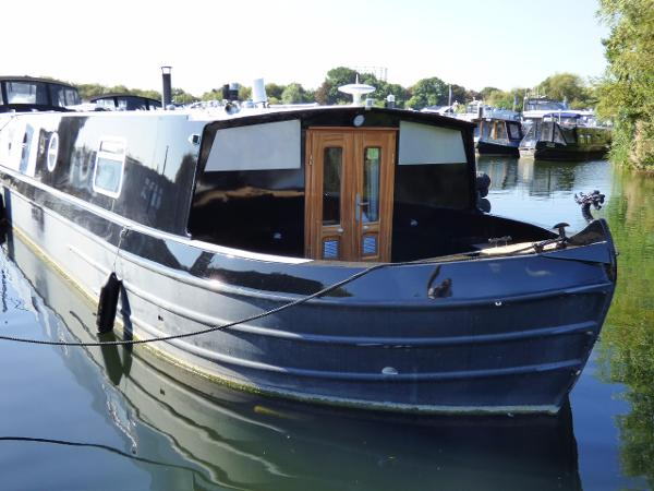 Viking Canal Boats SP Longboats fit-out Widebeam