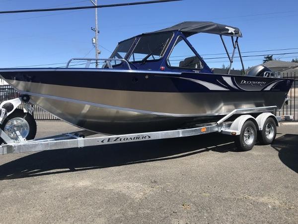 Duckworth 215 Pacific Navigator