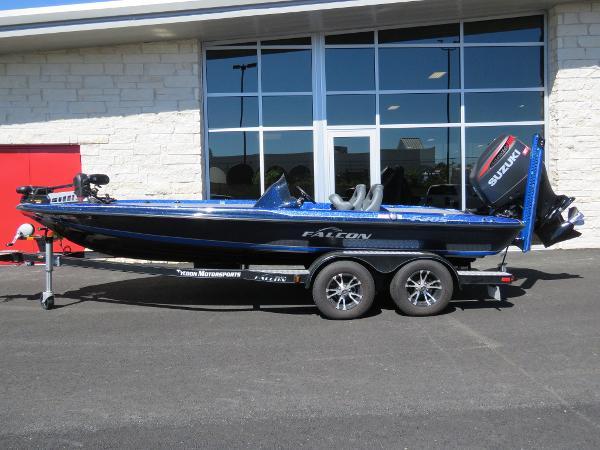 Falcon Boats F205 DC