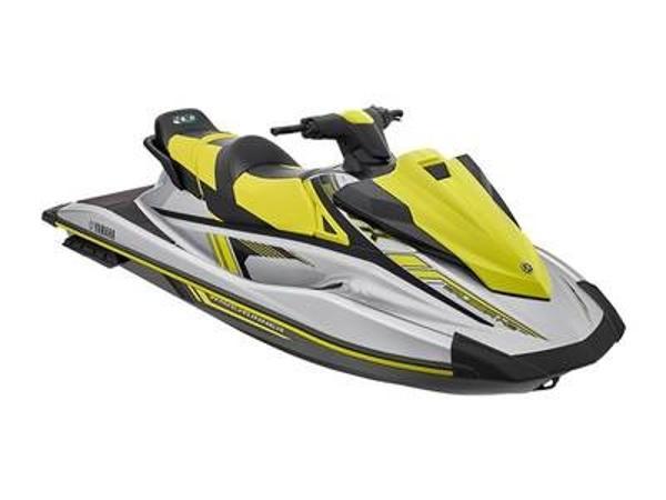 Yamaha WaveRunner VX Cruiser HO