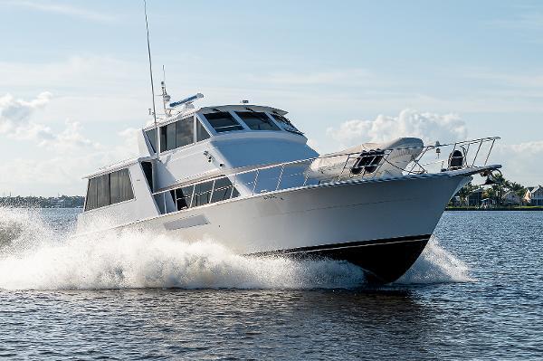 Viking 60 Cockpit Motor Yacht
