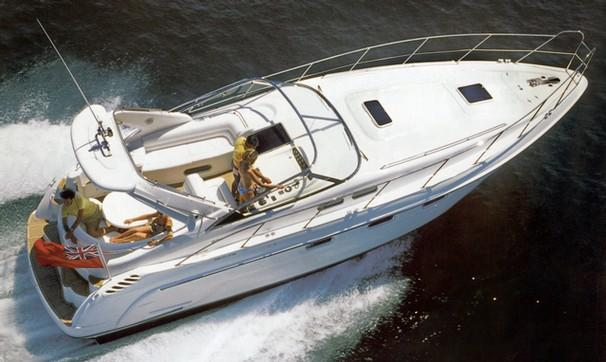 Sealine 37 Sports Cruiser Manufacturer Provided Image: S37 Sports Cruiser