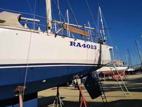 Sailboat Cantiere Boretto