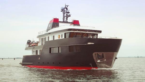Ocean King Explorer 100 Manufacturer Provided Image