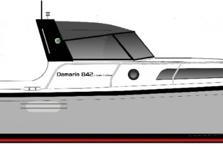 Damarin Nieuw in 2018: DAMARIN 842 Cruiser