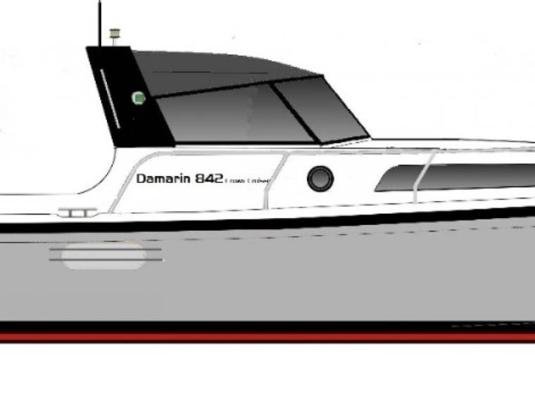 Damarin 842 Cruiser