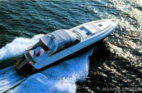 Italcraft X 54 IPANEMA Sestante Yacht Italctaft Ipanema X54