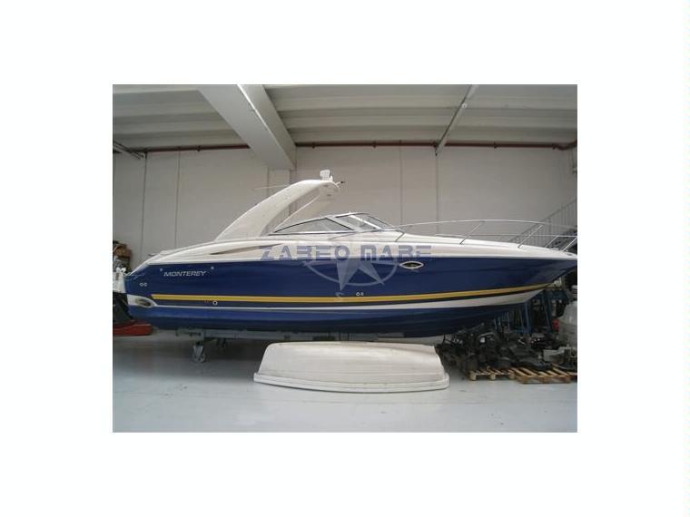 MONTEREY BOATS Monterey Boats 298 Sc Super Sport