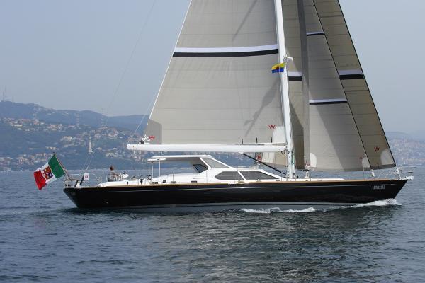 Solaris Yachts Solaris 72 HT