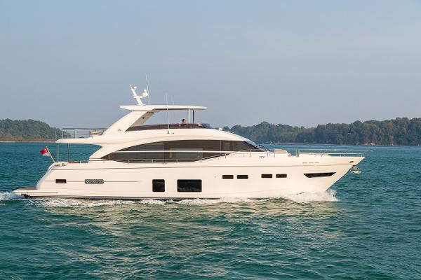 Princess 75 Princess 75 For Sale - Photos of Sister Ship