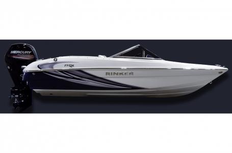 Rinker 17QX OB / Outboard Model