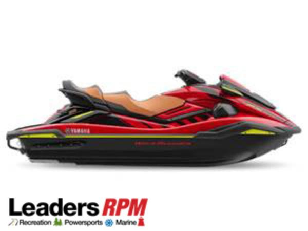 Yamaha WaveRunner FX Cruiser SVHO® with Audio