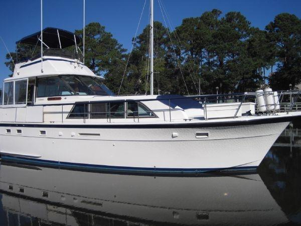 Hatteras Double Cabin SISTERSHIP